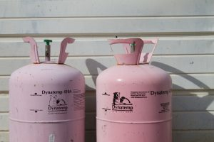 Gas barrels