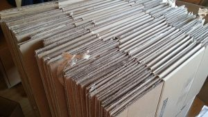 corrugated moving boxes