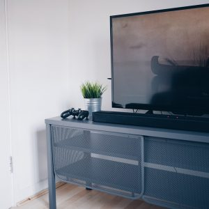 TV in a room
