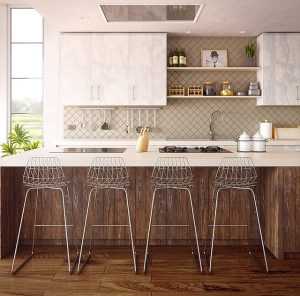 Small kitchen that proves that you can make the most of your small kitchen