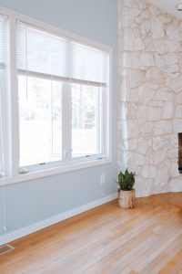 Moving into smaller home- a window