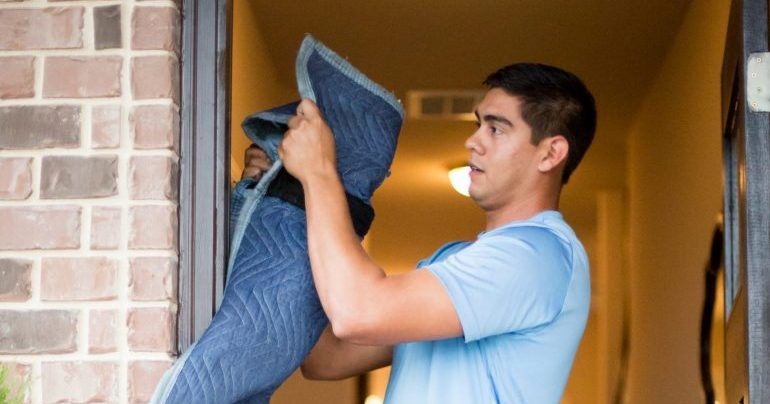 Residential movers San Antonio from Evolution Moving are experts.