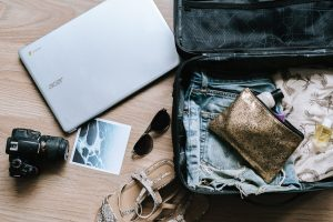 packing and moving clothes is easier when you travel than when you are preparing for moving