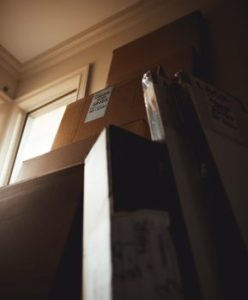 -moving boxes