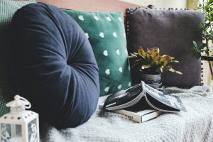 Different cushions that make home renovation simpler