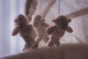 Toys-packing a nursery for relocation