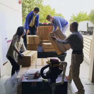 people avoiding risks of using cheap packing materials