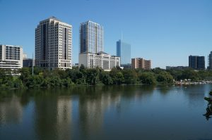 Austin as one of the Best TX cities for young professionals