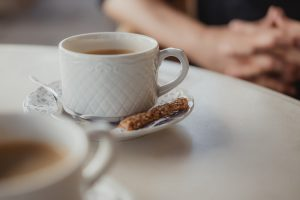 A coffee date