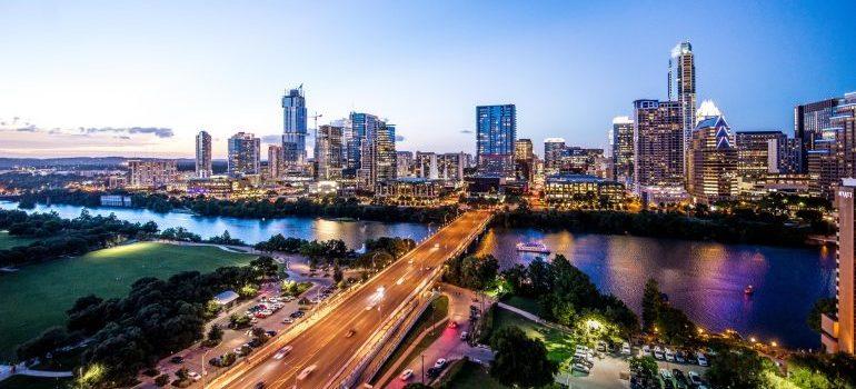 Austin Texas.